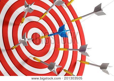 Bullseye Concept