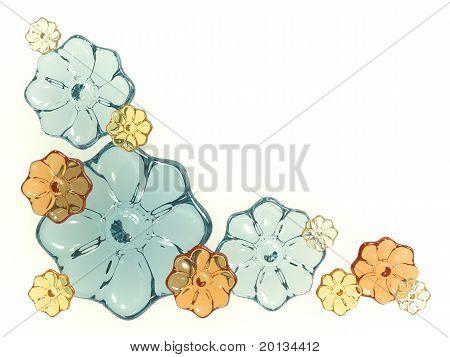 Glass Flowers