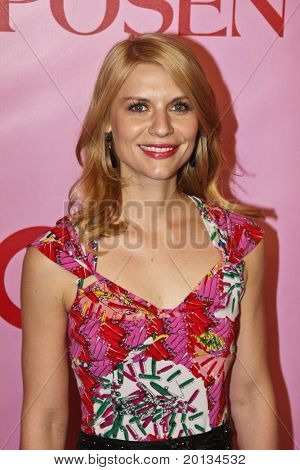 NEW YORK - APRIL 15: Actress Claire Danes attends the Zac Posen for Target Collection launch party at the New Yorker Hotel on April 15, 2010 in New York City.