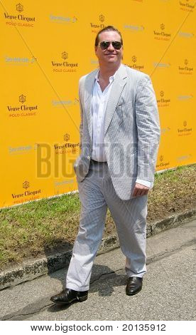NEW YORK - JUNE 27: Actor Val Kilmer attends the 3rd annual Veuve Clicquot Polo Classic at Governor's Island on June 27, 2010 in New York City.