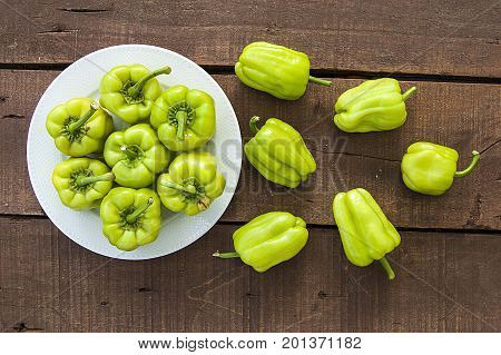 Stuffed peppers for cooking Prepare food for winter, put chili peppers deep freeze Stuffed pepper pictures in different concepts