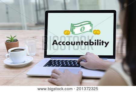 Accountability Savings Account Money Global Finance  Calculate The Numbers