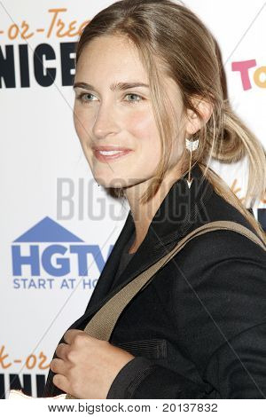 NEW YORK - OCTOBER 13: Lauren Bush attends the 60th Anniversary of Trick-or-Treat for UNICEF at The Xchange on October 13, 2010 in New York City.