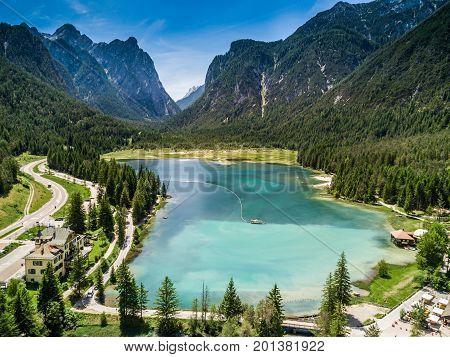 Lake Of Dobbiaco