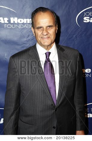 NEW YORK - NOV 11: Joe Torre attends the 8th Annual Joe Torre Safe at Home Foundation Gala at Pier Sixty at Chelsea Piers on November 11, 2010 in New York City.