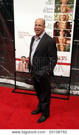 "NEW YORK - DECEMBER 15: Jeff Zucker attends the world premiere of ""Little Fockers"" at the Ziegfeld Theatre on December 15, 2010 in New York City."