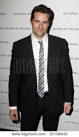 NEW YORK - JAN 11: Producer Todd Lieberman attends the 2011 National Board of Review of Motion Pictures Gala at Cipriani's on January 11, 2011 in New York City.