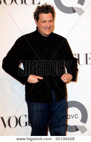 NEW YORK - FEBRUARY 11: Designer Isaac Mizrahi attends the QVC 25 to watch party at 229 West 43rd Street on February 11, 2011 in New York City.