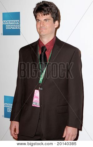 """NEW YORK - APRIL 20: Kevin Long attends the opening night premiere of """"The Union"""" at 2011 TriBeCa Film Festival at North Cove at World Financial Center Plaza on  April 20, 2011 in New York City."""