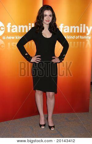 LOS ANGELES - MAY 14:  Vanessa Marano at the Disney ABC Television Group May Press Junket 2011 at ABC Building on May 14, 2011 in Burbank, CA