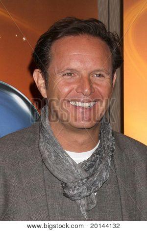 LOS ANGELES - MAY 14:  Mark Burnett at the Disney ABC Television Group May Press Junket 2011 at ABC Building on May 14, 2011 in Burbank, CA