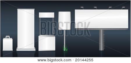 advertising areas