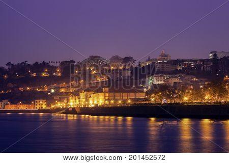 Historic Centre of Porto by Douro River. Porto Norte Region Portugal.
