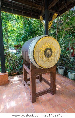 Traditional Thai Drum