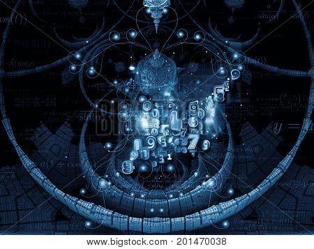 Lights Of Math Design
