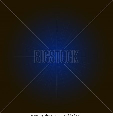 Speed light in space background. Lightspeed fast light speed space vector abstract light space light trails illustration