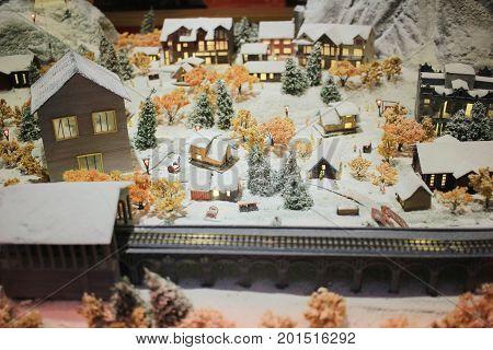 A Rail Transport Modelling