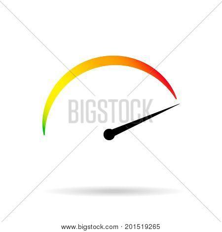 Symbol Min Max Speed Vector & Photo (Free Trial)   Bigstock