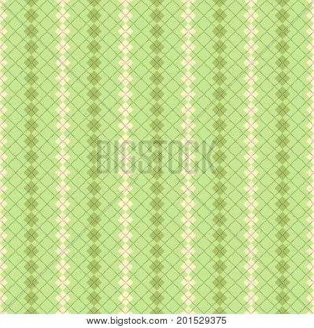 Seamless argyle pattern. Pattern is in Swatches Palette.