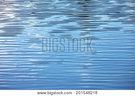 Abstract wave water background. Beautiful water surface