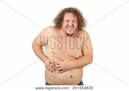 Abdominal pain. Gastritis. Stomach ache. Constipation or diarrhea.