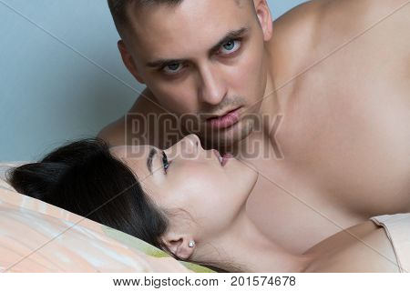 A Happy Girl After Having Sex. The Girl Dreams Of Sex. Pleasure Of Young People. Sex Of The Young. M