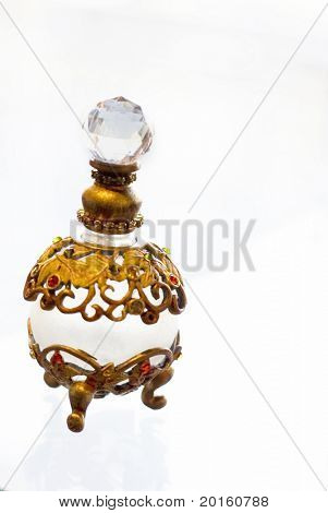 fancy perfume bottle