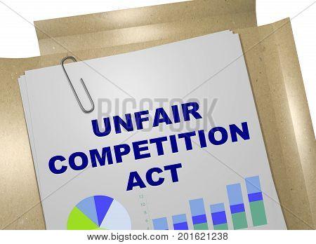 Unfair Competition Act Concept