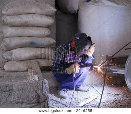 Welding Operator 9