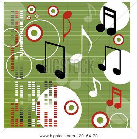 dancing playful bubbling music