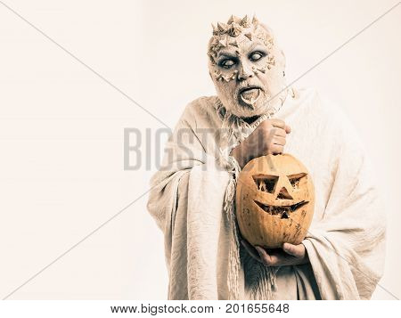 Halloween And Horror Concept
