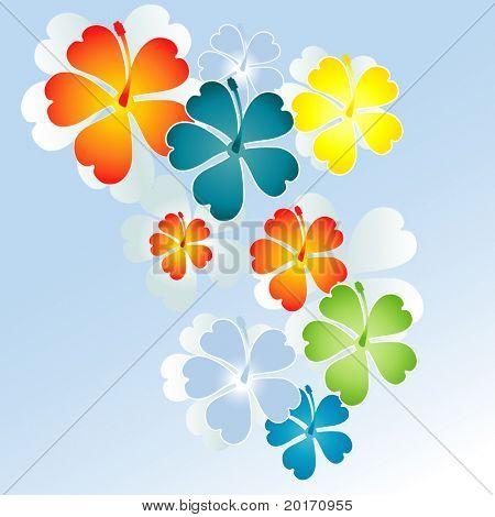 Blumen-Vektor