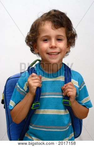 The Boy Are Going To Go In School