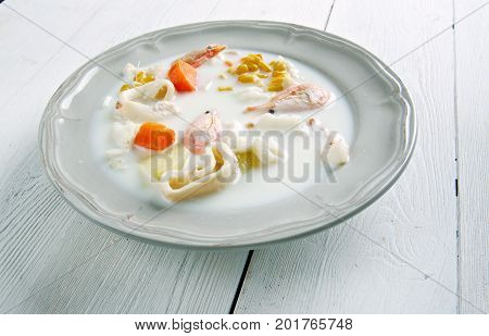 Irish Fish Chowder