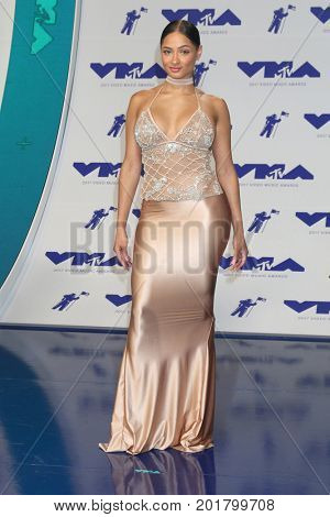 LOS ANGELES - AUG 27:  Tori Brixx at the MTV Video Music Awards 2017 at The Forum on August 27, 2017 in Inglewood, CA