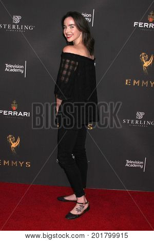 LOS ANGELES - AUG 23:  Ashleigh Brewer at the Daytime Television Stars Celebrate Emmy Awards Season at the Saban Media Center at the Television Academy on August 23, 2017 in North Hollywood, CA