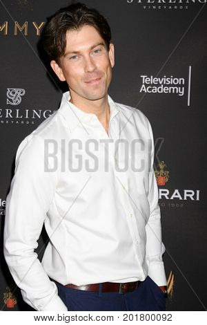 LOS ANGELES - AUG 23:  Ryan Ashton at the Daytime Television Stars Celebrate Emmy Awards Season at the Saban Media Center at the Television Academy on August 23, 2017 in North Hollywood, CA