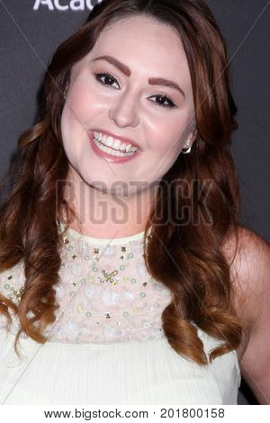 LOS ANGELES - AUG 23:  Jillian Clare at the Daytime Television Stars Celebrate Emmy Awards Season at the Saban Media Center at the Television Academy on August 23, 2017 in North Hollywood, CA