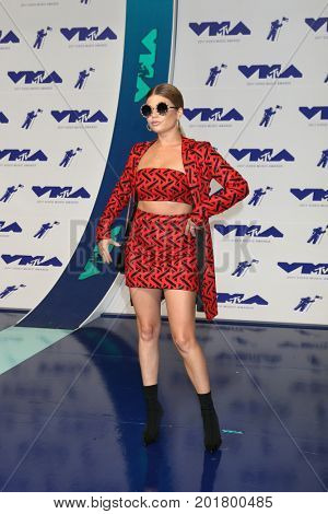 LOS ANGELES - AUG 27:  Chanel West Coast at the MTV Video Music Awards 2017 at The Forum on August 27, 2017 in Inglewood, CA