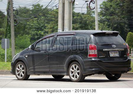 Private Mpv Car, Toyota Wish