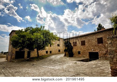 Medinaceli is a Spanish town in the province of Soria, in Castile and Leon, touristic destination