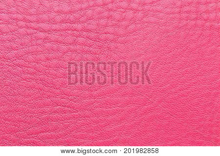 Closeup of seamless leatherette texture for background
