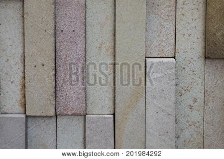 The background of the brick wall and the brick texture together
