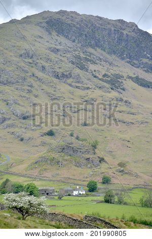 Little Langdale in the English Lake District