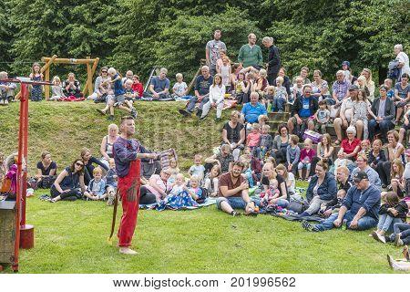 Public Open Air Theatre