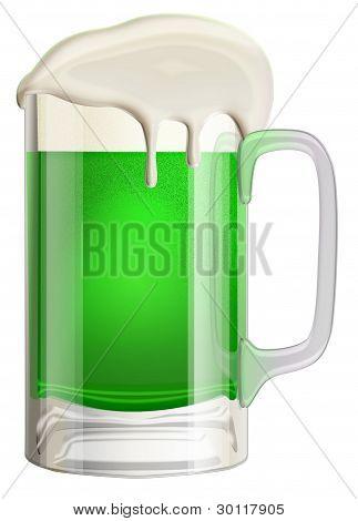 Green Beer St. Patrick's