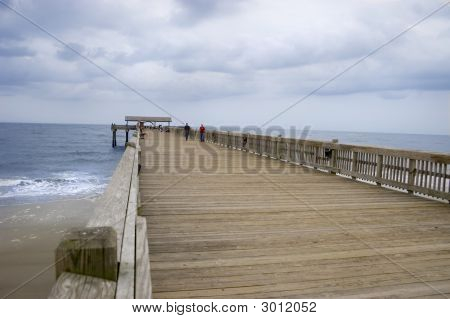 Stock Photo Of Tybee Island