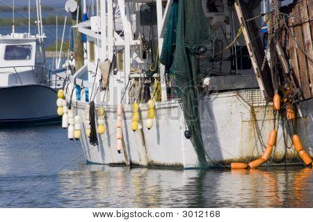 Stock Photo Of Shrimp Boats