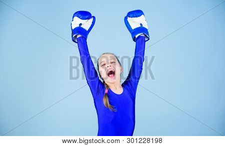 Female Boxer Change Attitudes Within Sport. Rise Of Women Boxers. Free And Confident. Girl Cute Boxe