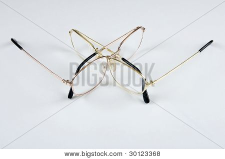 Two Reading Glasses.